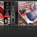Tony Hawk's Pro Skater 3 Box Art Cover