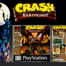 Crash Bandicoot Box Art Cover