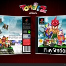 Tombi! 2 Box Art Cover