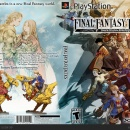 Final Fantasy Tactics Box Art Cover