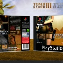 Tomb Raider III/Tomb Raider IV Box Art Cover