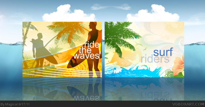 Surf Riders box art cover
