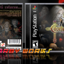 Castlevania: Symphony of the Night Box Art Cover