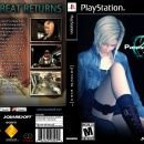 parasite eve 2 Box Art Cover