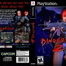 dino crisis 2 Box Art Cover