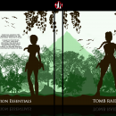 Tomb Raider II Box Art Cover