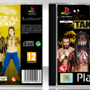 NXT TakeOver Box Art Cover