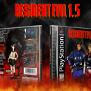 Resident Evil 1.5 Box Art Cover