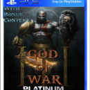 God Of War 3: Platinum Edition Box Art Cover