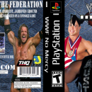 WWF No Mercy Box Art Cover