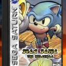 Sega Sonic The Hedgehog Box Art Cover