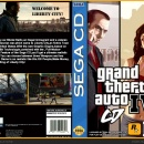 Grand Theft Auto CD Box Art Cover