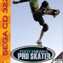 Tony Hawk's Pro Skater (32X) Box Art Cover