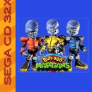 Butt Ugly Martians (32X) Box Art Cover