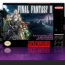 Final Fantasy II Box Art Cover