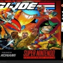 G.I. Joe: The Arcade Game Box Art Cover