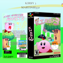 Kirby 3 Box Art Cover