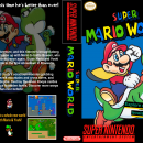 Super Mario World (UGC) Box Art Cover