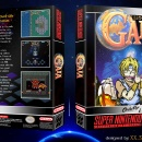 Illusion of Gaia Box Art Cover