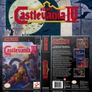 Super Castlevania IV Box Art Cover