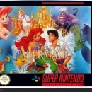 Disney's The Little Mermaid Box Art Cover