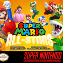 Super Mario All-Stars Box Art Cover