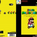 Super Mario World ~ スーパーマリオワールド Box Art Cover