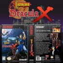Castlevania Dracula X Box Art Cover