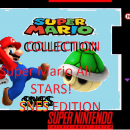 Super Mario Collection SNES Edition! Box Art Cover