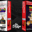 Dragon Ball Z: Super Butōden 2 Box Art Cover