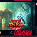 Metroid III: Omega Outbreak Box Art Cover
