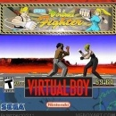 Virtua Fighter Box Art Cover