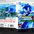 Sonic Riders: Extreme Condition Box Art Cover