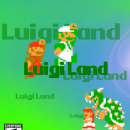 Luigi Land Box Art Cover