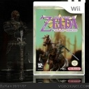 The Legend Of Zelda: Twilight Wii Box Art Cover