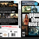 GTA: IV Wii Edition Box Art Cover
