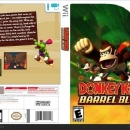 Donkey Kong: Barrel Blast Box Art Cover