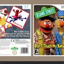 Sesame Street: Don't Touch My Banana! Box Art Cover