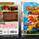 Zack and Wiki Box Art Cover