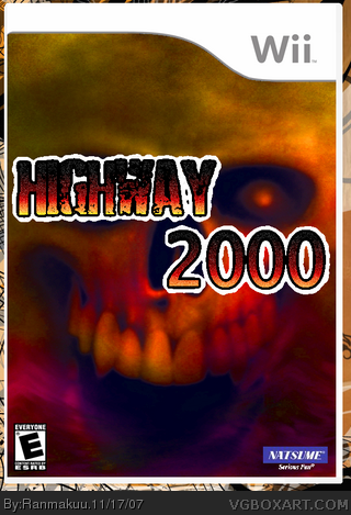Highway 2000 box cover