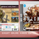 Knight Online: Karus Edition Box Art Cover