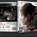 Resident Evil: Degeneration Box Art Cover