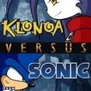Klonoa Versus Sonic Box Art Cover