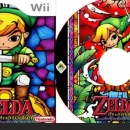 The Legend Of Zelda: The Wind Waker: Wii Edition Box Art Cover