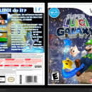 Super Luigi Galaxy Box Art Cover