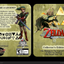 The Legend of Zelda Twilight Princess:Collector Box Art Cover