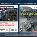 Metroid Arena Online Box Art Cover