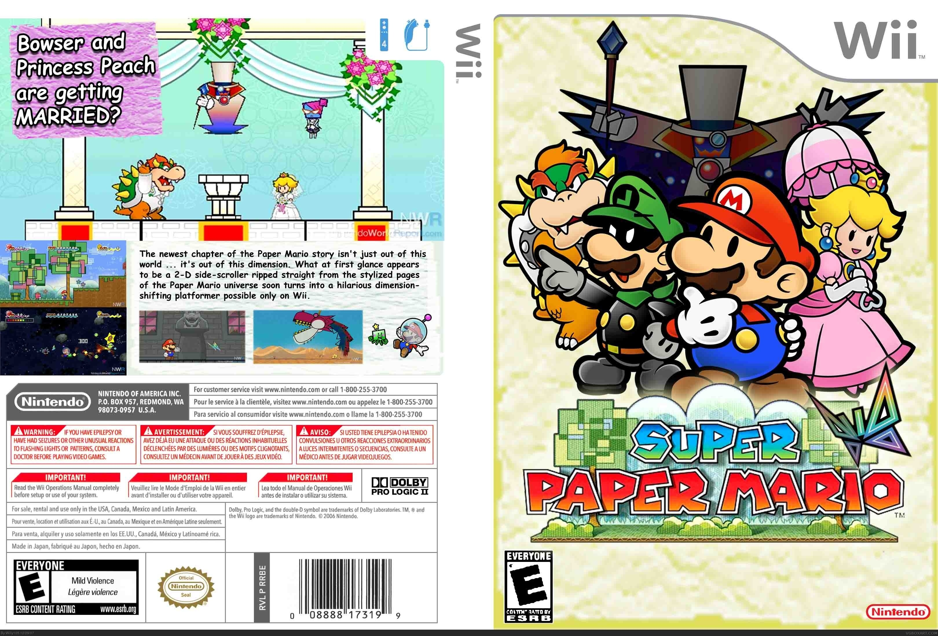 super paper This category lists all of the enemies in super paper mario.