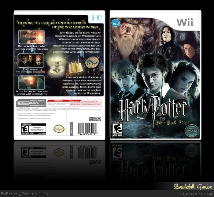 harry potter and the half blood prince pc game direct download