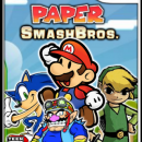 Paper Smash Bros. Box Art Cover
